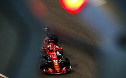 November 23, 2018 - Abu Dhabi, United Arab Emirates - Motorsports: FIA Formula One World Championship 2018, Grand Prix of Abu Dhabi, World Championship;2018;Grand Prix;Abu Dhabi,  , #5 Sebastian Vettel (GER, Scuderia Ferrari) (Credit Image: © Hoch Zwei via ZUMA Wire)