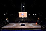 Logo Legabasket<br /> Presentazione Campionato Lega Basket 2016-2017<br /> Basket Serie A  2016<br /> Milano 26/09/2016<br /> Foto Ciamillo-Castoria