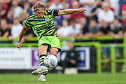 Forest Green Rovers George Williams(11) during the Pre-Season Friendly match between Forest Green Rovers and Bristol City at the New Lawn, Forest Green, United Kingdom on 24 July 2019.