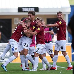 Northampton Town v Cambridge United, League Two, 18 August 2018