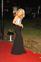 Kimberley Garner, Chain of Hope Annual Gala Ball 2013, Supernova, Embankment Gardens, London UK, 14 November 2013, Photo by Brett Cove