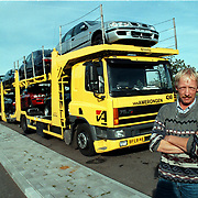 Truckers langs de A1