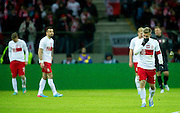 (R) Jakub Blaszczykowski of Poland during the 2014 World Cup Qualifying Group H soccer match between Poland and Ukraine at National Stadium in Warsaw on March 22, 2013...Poland, Warsaw, March 22, 2013...Picture also available in RAW (NEF) or TIFF format on special request...For editorial use only. Any commercial or promotional use requires permission...Photo by © Adam Nurkiewicz / Mediasport