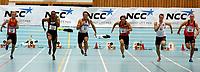 Friidrett , 10. februar 2007 , NM innendørs , John Ertzgaard (152) vant 60 meter foran Martin Rypdal (97) Ellers i finaleheatet: Henrik Johnsen (93) , Anders Kristiansen (60) , Kjell Falkegård (95) og Rasmus Rypdal (99).