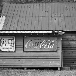 Old signs like these used to be everywhere but now they are just kept as souvenirs of a time gone by.