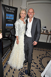 CHARLOTTE STOCKTING and DYLAN AMLOT at the Matterhorn Challenge Ball in aid of Combat Stress as part of their 90th anniversary celebrations held at The Berkeley Hotel, London on 11th June 2009.