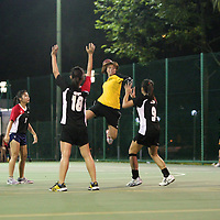 2013 Invitational Handball Games – SP vs TP Women
