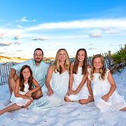 Johnson (Leighann) Family Beach Photos