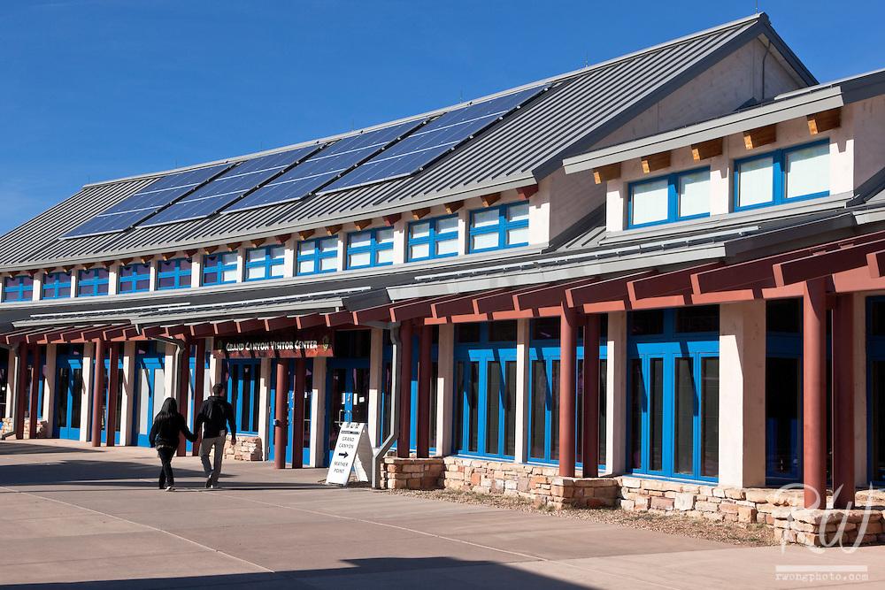 Mather Point Visitor Center, Grand Canyon National Park, Arizona
