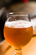 En sur&ouml;l p&aring; Cascade Brewing i Portland, Oregon. <br /> Foto: Christina Sj&ouml;gren