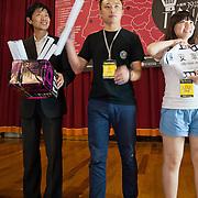 39 Hours or Tainan Film Contestival, Tainan City, Taiwan