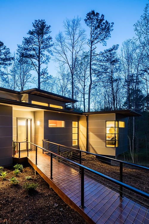 Professor House   Arielle Condoret Schechter   Chapel Hill, North Carolina