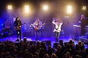 Photos of the Icelandic rock band Kaleo performing live at Gamla Bíó in Reykjavik, Iceland. November 29, 2014. Copyright © 2014. Matthew Eisman. All Rights Reserved