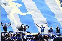 tifosi Atalanta Supporters <br /> Bergamo 03-05-2015 Stadio Atleti Azzurri d'Italia - Football Calcio Serie A Atalanta - Lazio. Foto Matteo Gribaudii / Image Sport / Insidefoto
