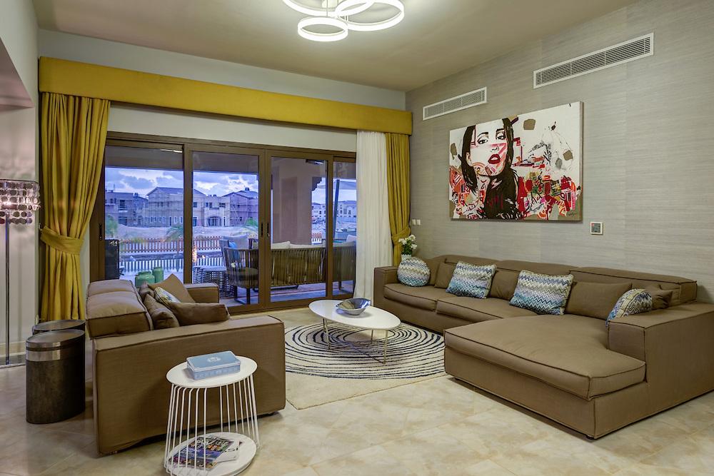 Marassi Villa, North Coast | Client: HSI