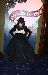 PHILIP SALON at a party and fashion show by Agent Provocateur at the Cafe de Paris, Coventry Street, London W1 on 14th February 2005.<br />