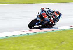 14.08.2016, Red Bull Ring, Spielberg, AUT, MotoGP, NeroGiardini Grand Prix von Oesterreich, Rennen, im Bild Tito Rabat (ESP/ Estrella Galicia 0,0 Marc VDS) // Tito Rabat (ESP/ Estrella Galicia 0,0 Marc VDS) during the race of the Austrian MotoGP Grand Prix at the Red Bull Ring in Spielberg, Austria on 2016/08/14, EXPA Pictures © 2016, PhotoCredit: EXPA/ Erwin Scheriau