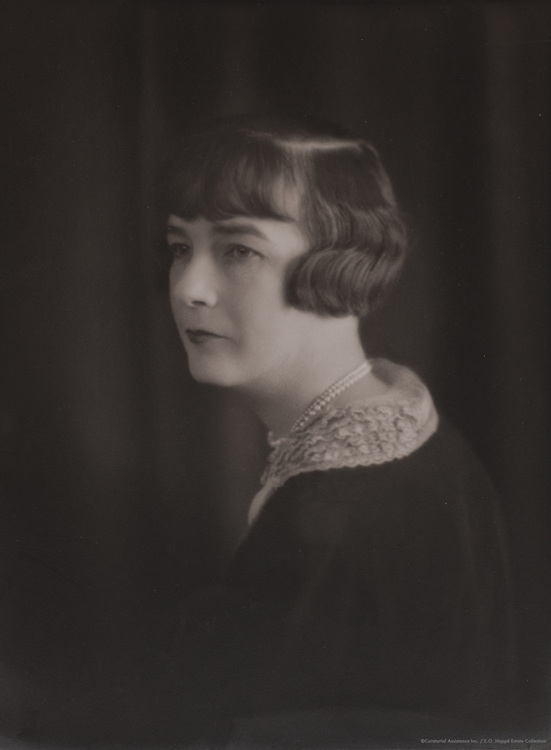 Sheila Kaye-Smith, English Writer, 1926
