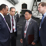 20160615 - Brussels , Belgium - 2016 June 15th - European Development Days - Bilateral Meeting <br /> LI Yong, Director General United Nations Industrial Development Organization<br /> &copy; European Union