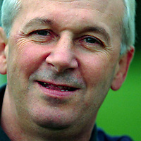 Tommy Campbell who is standing down as Montrose FC manager.<br />13.9.98.<br /><br />Picture Copyright:  John Lindsay / Perthshire Picture Agency.<br />30 James Street, Perth. PH2 8LZ.<br />Tel. office 01738 623350. mobile 07775 852112<br />message pager 04325 265547.