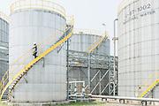 Korea / Asan / May 2014<br /> <br /> Dongbu Steel Plant in As an<br /> <br /> <br /> &copy; Daniele Mattioli