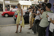 Liz Fuller, Cartier Polo Players Party, The Collection, 264 Brompton Road, London, SW3, 25 July 2006. ONE TIME USE ONLY - DO NOT ARCHIVE  © Copyright Photograph by Dafydd Jones 66 Stockwell Park Rd. London SW9 0DA Tel 020 7733 0108 www.dafjones.com