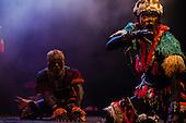 African dance festival in Dakar