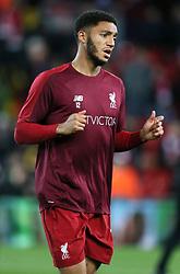 Liverpool's Joe Gomez