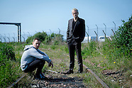 Trainspotting 2 Film Set