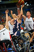 Beijing 2008 Wheelchair Basketball. Mens