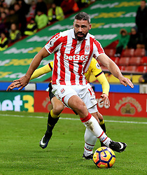 Jonathan Walters of Stoke City - Mandatory by-line: Matt McNulty/JMP - 03/01/2017 - FOOTBALL - Bet365 Stadium - Stoke-on-Trent, England - Stoke City v Watford - Premier League