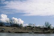Mexico, Big Bend National Park, Big Bend, Rio Grande River, Texas, Border