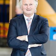 NLD/Huizen/20161130 - Staatsbezoek Belgie dag 3 - Koningin Mathilde en Koningin Maxima bezoeken Utrecht CS, Pier Eringa<br /> President-directeur ProRail