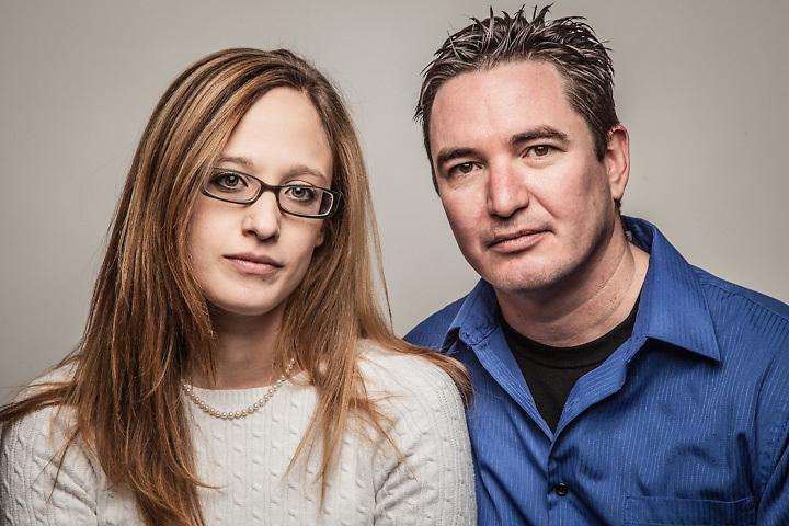 11.22.2012  Jessie and Robson Abbott, Anchorage