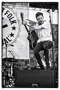 Frank Turner @ Newport Folk