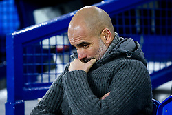 Manchester City manager Pep Guardiola - Mandatory by-line: Robbie Stephenson/JMP - 06/02/2019 - FOOTBALL - Goodison Park - Liverpool, England - Everton v Manchester City - Premier League