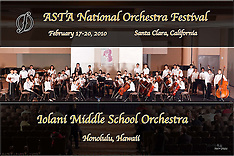 Iolani Middle School Orchestra