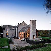 Modern Cotswold Farmhouse