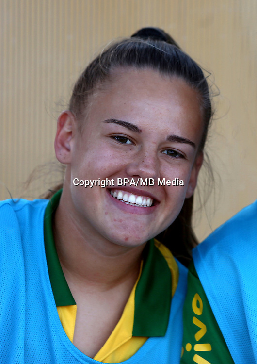 Fifa Woman's Tournament - Olympic Games Rio 2016 -  <br /> Brazil National Team - <br /> Andressa Machry &quot; Andressinha &quot;