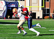 Keydets come up short against Flames football, 31-37