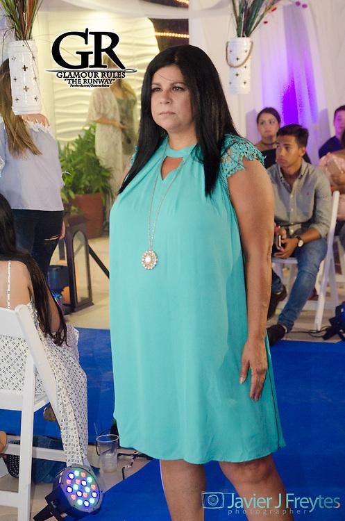 20170730- San Juan, Puerto Rico- Desfile de Moda: Glamour Rules - The Runway en el hotel Hosteria Del Mar en Ocean Park, San Juan, Puerto Rico. Coleccion de Curvy Chic Boutique.
