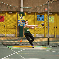 Day 2 of the 2019 Canada West Track & Field Championships  on Sat Feb 23 at Butterdome. Credit: Arthur Ward/Arthur Images