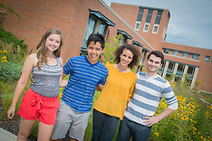 Aug 2013 - Students Around Campus