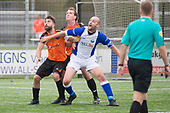 Blauw Wit '34 - Oranje Nassau (2017-2018)