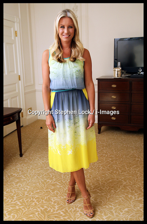 Denise Van Outen at the launch of the Tesco Mum of The Year Awards 2013 in London , Wednesday, 5th September 2012  Photo by: Stephen Lock / i-Images