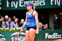 Alize CORNET - 31.05.2015 - Jour 8 - Roland Garros 2015 <br />Photo : Dave Winter / Icon Sport