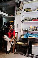 Owner of a shop at Jodhpur