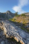 Table Mountain Heather Meadows Recreation Area, North Cascades Washington