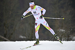 McKEEVER Brian Guide: CARLETON Erik, CAN at the 2014 IPC Nordic Skiing World Cup Finals - Long Distance