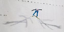 26.02.2015, Lugnet Ski Stadium, Falun, SWE, FIS Weltmeisterschaften Ski Nordisch, Skisprung, Herren, Finale, im Bild Manuel Poppinger (AUT) // Manuel Poppinger of Austria during the Mens Skijumping Final of the FIS Nordic Ski World Championships 2015 at the Lugnet Ski Stadium, Falun, Sweden on 2015/02/26. EXPA Pictures © 2015, PhotoCredit: EXPA/ JFK